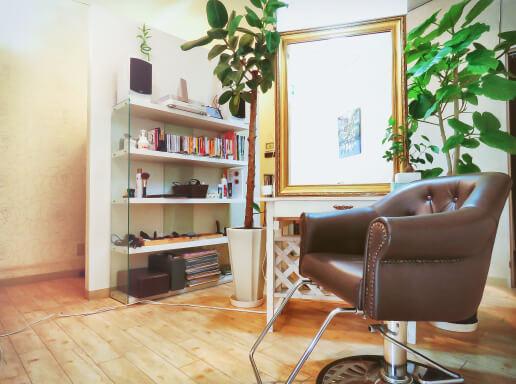 24時間営業の美容室