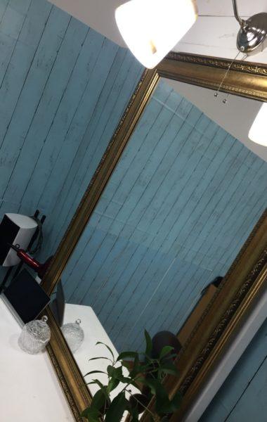 大分24時間美容室ブルーハンズ鏡2